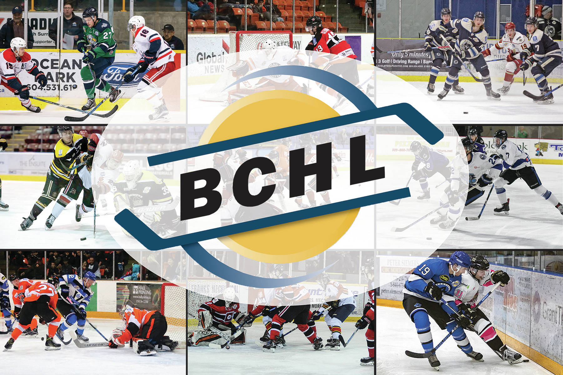 BCHL Today: Guns n' Hoses as Wenatchee honours police and fire department